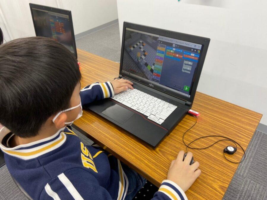あかいけの杜のプログラミング教室